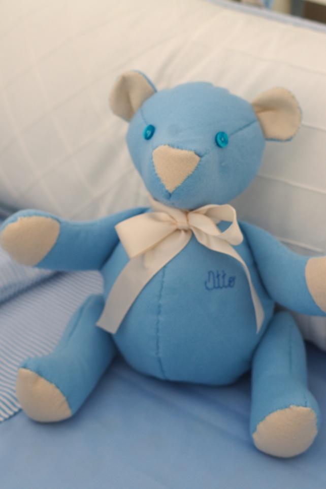 Ursinho azul Otto